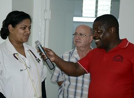 Social Responsibility | Centro de Saúde da Matola Gare