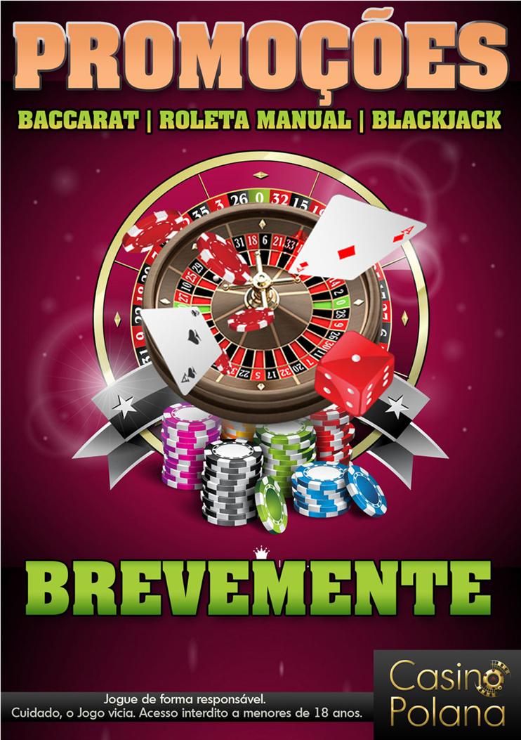 Promoções do Jogo no Casino