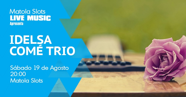 Live Music | Idelsa Come Trio